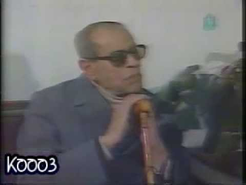 الأديب نجيب محفوظ يتحدث عن عبدالحليم حافظ | مقاطع من الذاكرة