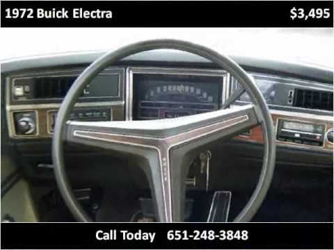 1972 buick electra used cars st paul mn youtube. Black Bedroom Furniture Sets. Home Design Ideas