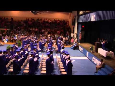 2011 Wolfe County High School Graduation, May 27, 2011
