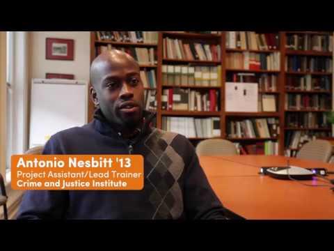 Life after Lasell: Antonio Nesbitt '13