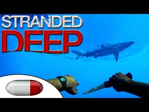 HOW TO SPEED RAFT GLITCH - Hotfix 2 Restart - Stranded Deep (V0.02.h1) - Part 14 - DrLoinstain