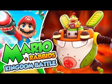 ¡La venganza de Peach! - #38 - Mario + Rabbids Kingdom Battle en Español (Switch) con Naishys