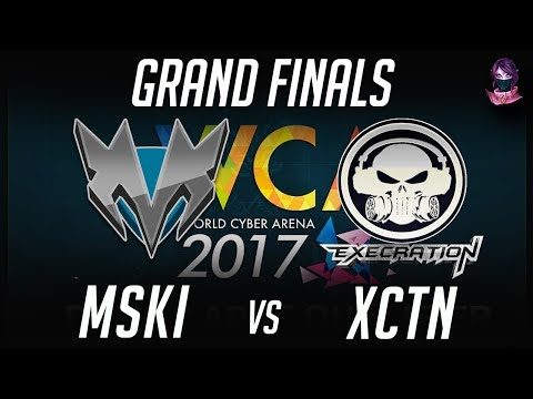 Mineski vs Execration Grand Finals WCA 2017 SEA Highlights by Time 2 Dota #dota2