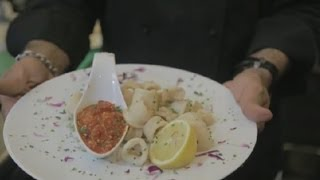 Tomato Basil Calamari Dip : Flavorful Recipes