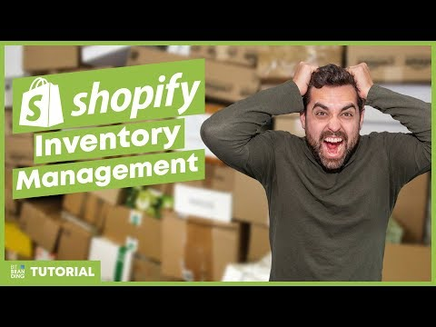 How to Manage the Inventory in Your Shopify Store thumbnail