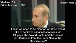 Putin predicts the Islamic State, 1999