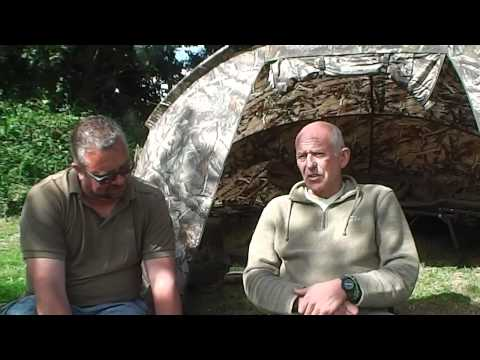 Carp Fishing Legends  Lee Jackson does the 25 questions challenge