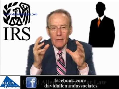 David Allen - Does the Fifth Amendment Apply to Tax Preparation Records