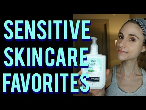 SENSITIVE SKIN CARE FAVORITES OF A DERMATOLOGIST 💆🔬