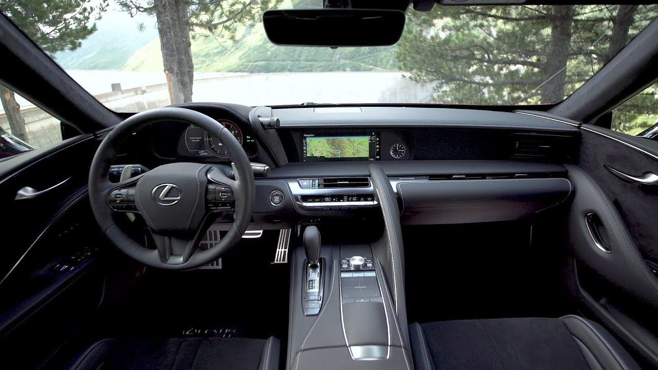 2018 Lexus Lc 500 Interior Eu Spec Youtube