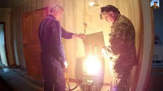 Газосварка .ЖКХ. Ставим дополнительный насос на отопление в частный дом.Gas welding