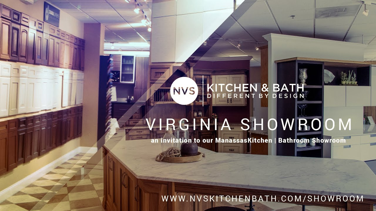 northern virginia kitchen remodeling showroom | manassas | nvs