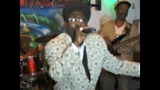 Sammy Dread live @ Sarabita Masters December 21, 2012 Brooklyn, NY