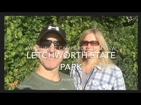 Letchworth State Park Quick Campground Review