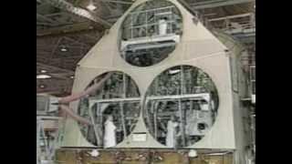 Building the Space Shuttle Endeavour
