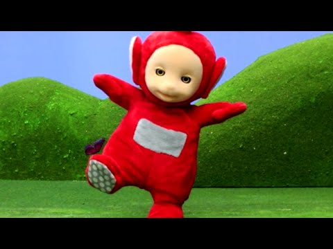 Thumbnail: Teletubbies | Dirty Knees | WATCH ONLINE | Teletubbies Stop Motion | Cartoons for Children