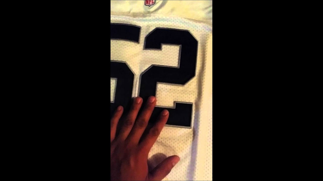 competitive price 5c514 2a06c Raiders khalil mack replica jersey aliexpress