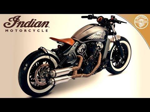 2018 Indian Motorcycle Lineup | Moto News