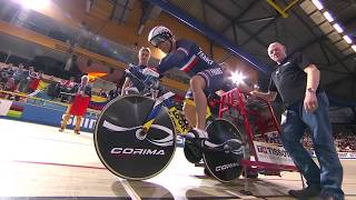 Video Men's 1km Time Trial Final - 2018 UCI Track Cycling World Championships download MP3, 3GP, MP4, WEBM, AVI, FLV Juli 2018