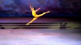 Sergei Polunin / Сергей Полунин 'Yellow Bird'