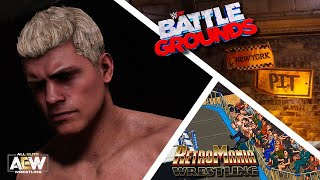 AEW Game Now In Development, WWE 2K Battlegrounds Delay Rumours Addressed & More!