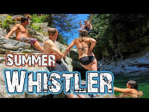 WHISTLER Summer Fun - Explore Canada