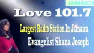 NYC Harvester LIVE on LOVE 101 FM - Jamaica