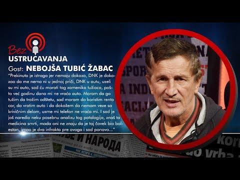 BEZ USTRUČAVANJA - Nebojša Tubić Žabac: Kristijan Golubović ima priču jer laže, a klinci vole bajke!