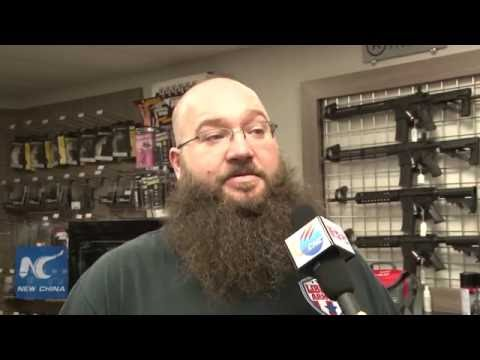Gun store owners' reaction to gun control