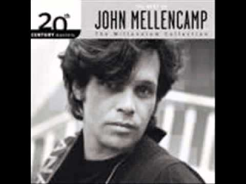John Mellencamp - Rain On The Scarecrow (lyrics)