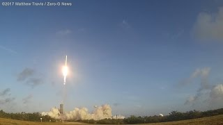Falcon 9 / NROL-76 Launch and Landing Remote Camera and Press Site Compilation