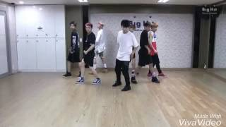 Gambar cover V ft SEOK JIN-even if i die,its you.[DANGER DANCE PRACTICE]