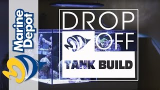 Drop-Off Tank Build #7: Light Installation + Which Wavemakers Should We Use?