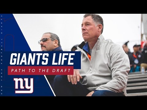 Giants Life: Path to the Draft Episode 1