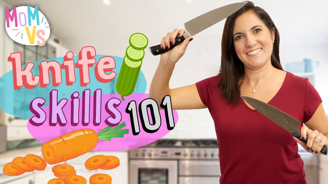 How to Use and Care for Kitchen Knives | Knife Skills 101 | MyRecipes