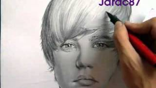 Drawing Justin Bieber By Jardc87 [Popular!!]