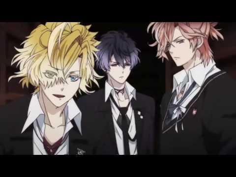 【Diabolik Lovers】Mukami Brothers - Sweet Devil【AMV】