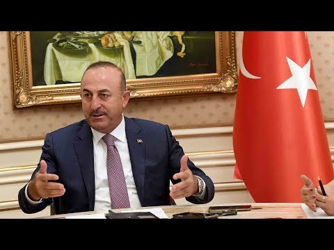 Turkey's foreign minister pushes efforts to end Qatar dispute