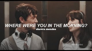 Shawn Mendes - Where Were You in the Morning? (Traducida al español) Mp3