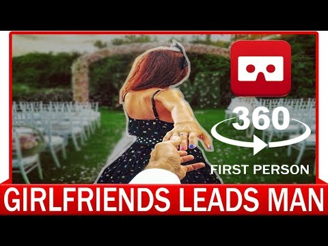 360° VR VIDEO –  #FollowMeTo – Girlfriend Leads Man Around The World | VIRTUAL REALITY 3D