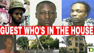 Jamaica's FUGITIVES going for MOTELS and UPSCALE Homes - Teach Dem