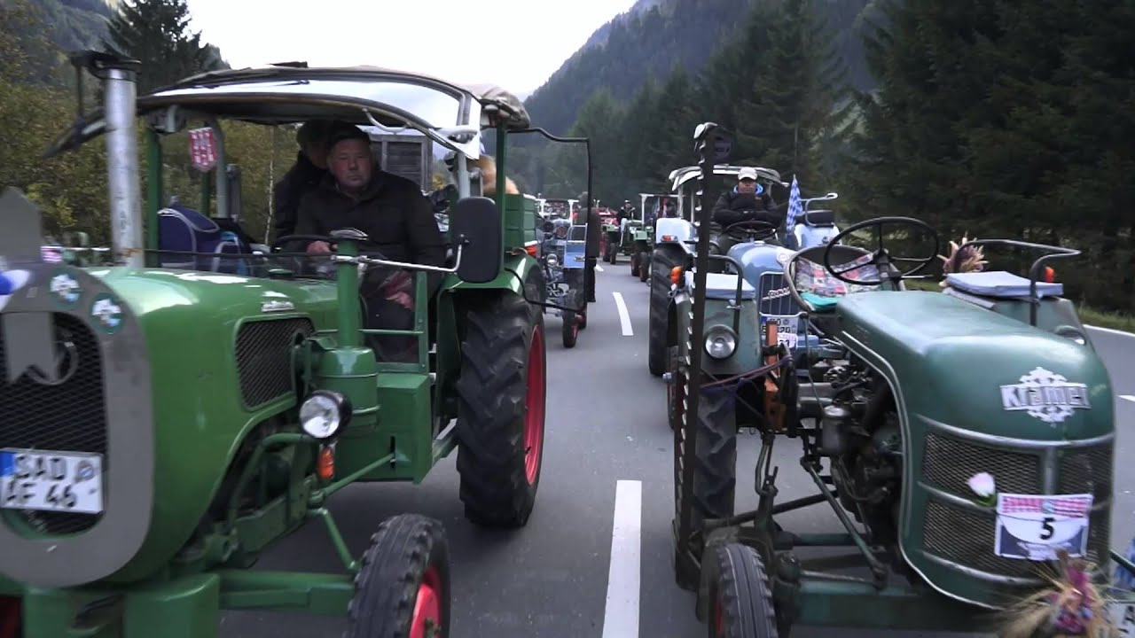 Oldtimer-Traktor gebraucht - traktorpool de