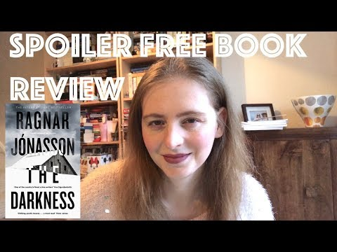 Book Review | The Darkness | By Ragnar Jónasson | Spoiler Free