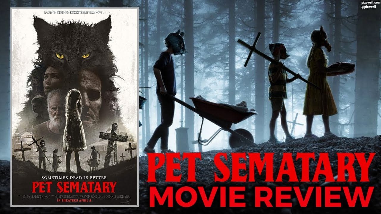2019 Movie Releases: Pet Sematary 2019 Dvd Release Date