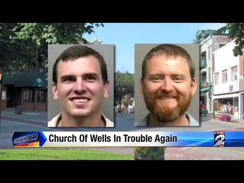 Church of Wells in trouble again