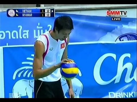 [Vietnam - Myanmar] 2014 World Championship qualification (AVC)