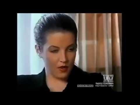 Lisa Calls Elvis In Casket IT