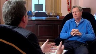 Governor John Kasich on a possible 2016 run for President