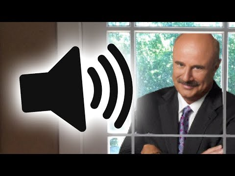 The Ace & TJ Show - ASMR: Dr. Phil STALKS YOU and Threatens Your Life!