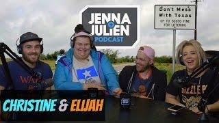 Podcast #121 - Christine & Elijah